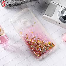 Glitter Liquid <b>Silicone Cases For</b> Huawei Mate 9 10 20 Lite Pro Case ...