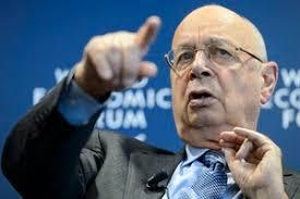 German Klaus Schwab, founder and president of the World Economic Forum, WEF, ... - 1389789314_LG106-115_2014_120816_low