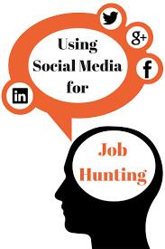 social media and the job hunt cvuk group to job hunt sm