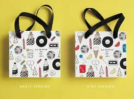 <b>Бумажные Пакеты</b> с Логотипом | <b>Shopping bag</b> design, Packaging ...
