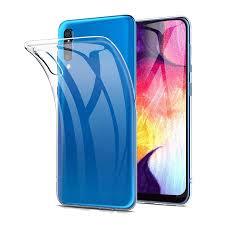 <b>Чехол Samsung Soft Clear</b> Cover полиуретан, прозрачный, для ...
