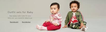 Baby Outfit <b>Sets</b> - Walmart.com