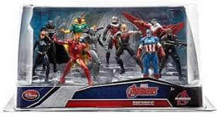 Marvel Disney Avengers Captain America: Civil War Exclusive <b>10</b> ...