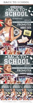 back to school after school flyer template by valery10 back to school after school flyer template clubs parties events