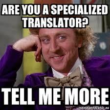 Memes for translators and interpreters | Financial Translator via Relatably.com