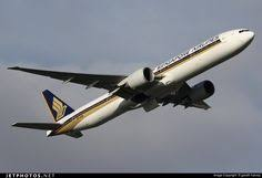 <b>High quality</b> photo of 9V-<b>SWA</b> (CN: 34568) Singapore Airlines ...