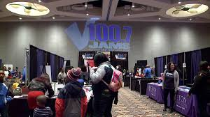 it got really weird milwaukee student s warning about online job a great time v100 7 family affair expo gives back to their listeners
