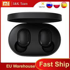 <b>Original Xiaomi Redmi</b> Airdots s TWS Xiaomi Wireless earphone ...