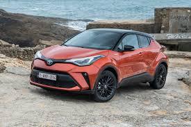 <b>Toyota C</b>-<b>HR</b>: технические характеристики, поколения, фото ...