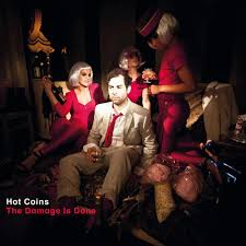 Review: <b>Hot Coins – The</b> Damage Is Done (Sonar Kollektiv, 2013 ...