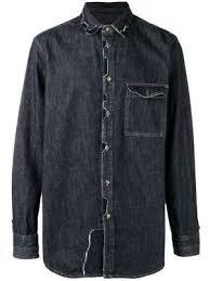 <b>Джинсовые</b> рубашки <b>Diesel Black Gold</b> для Мужчин - Раcпродажа ...