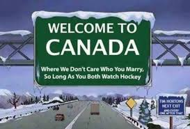 Image result for welcome to canada
