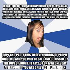 Image - 324359] | Annoying Facebook Girl | Know Your Meme via Relatably.com
