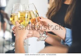 Women Party Drinking Wine <b>Beer Whiskey</b> Stock Photo (Edit Now ...
