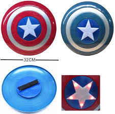 Online Shop Child <b>Captain America Shield</b> For <b>Captain America</b> ...