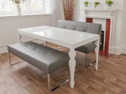 Dining Room Table With Benches Dining Room Table Bench Seats Extendable Dining Table Set