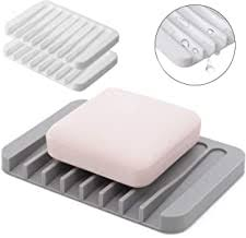 draining soap dish - Amazon.co.uk