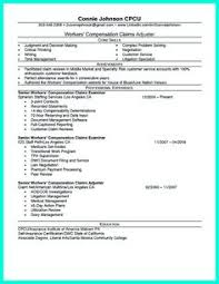 skills are needed of course in every job but for claim adjuster special and claims adjuster resume sample