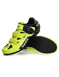 Santic Cycling Shoes Men SPD Spin Unlocked Bike ... - Amazon.com