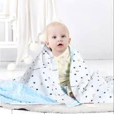 <b>Baby Blankets</b> Newborn Soft <b>Skin Friendly</b> Cotton 59 * 45 Inches ...