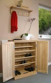 baumhaus shoe cupboard mobel solid light oak baumhaus mobel solid oak 3