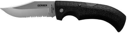 Купить <b>Складной нож GERBER Gator</b>, 215.9мм, черный в ...