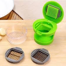 <b>Kitchen Accessories Stainless Steel</b> Cutter Garlic Onion Small ...