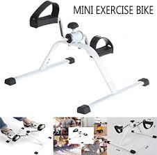 PA <b>Mini Exercise Bike</b>, <b>Multifunction Mini</b> Pedal Exerciser for Seated ...