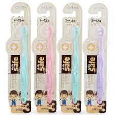 <b>Зубная щётка CJ Lion</b> детская Kids Safe с нано-серебряным ...
