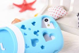 <b>Silicone Case for</b> iPhone 5, High quality 3D Cute Slipper Candy ...