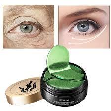 60PCS Hydrogel <b>Eye Patches Eyes</b> Mask Anti Aging Collagen Gold ...