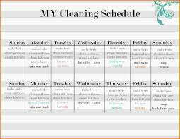 kitchen cleaning schedule com cleaning schedule template kitchen cleaning schedule template for