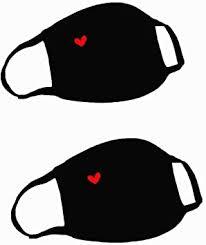 Wen XinRong 2 Pack Mouth Mask for <b>Men</b> Women Cute <b>Cartoon</b> ...