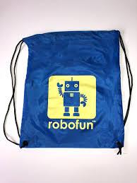 Robofun <b>Cinch Sack</b> — Robofun STEM For Kids NYC