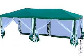 Купить Тент-<b>шатер</b> садовый <b>Green Glade 1056</b> по цене 11 500 ...