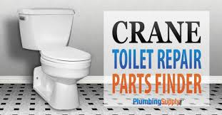 <b>Crane</b> Toilets - Identify Your Toilet and Find Repair Parts