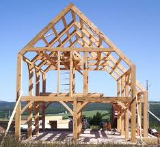 Why Choose Wise Owl Joinery Company   Nova Scotia Timber Frame    Timber frame for a straw bale house