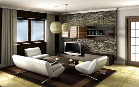 living room collections home design ideas decorating  ideas for living room furniture modern and stylish with stones wall decorate and balls lighting pendants