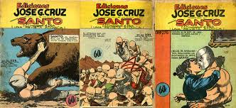 Image result for santo comic book