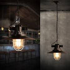 painted iron e27 pendant lighting vintage lamp holder incandescent bulbs chain stainless vintage industrial lighting fixtures antique industrial lighting fixtures