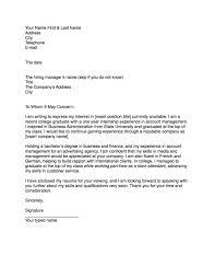 cover letter bank sample bank branch manager cover letter template letter format