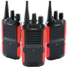 Купить <b>Рация TurboSky T9X3</b> черный/красный в каталоге с ...