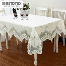 rectangular dining table cover cloth knitted vintage: aliexpresscom buy pcs lot tablecloth lace table cloth knitted vintage dining table cover knitting hollow out  sizes banquet kitchen wedding from