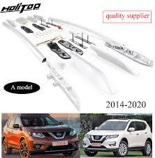 roof rack roof bar rail <b>for Nissan</b> New <b>X trail Rogue</b> 2015 2016 2017 ...