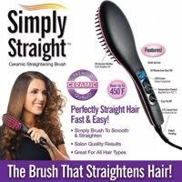 Hair <b>Straightening</b> Brushes - Walmart.com