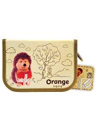 """<b>Пенал</b> BG """"Orange Toys""""<b>1 отделение</b> BG 5801884 в интернет ..."""