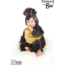 Baby <b>Triceratops costume</b>   Natural History Museum Online Shop