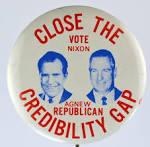 credibility gap