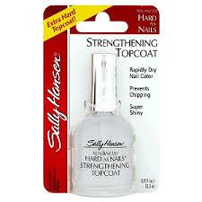 <b>Sally Hansen</b>® Advanced Hard As Nails <b>Strengthening</b> Top Coat ...