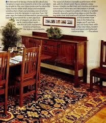 Dining Room Furniture Plans 2495 Dining Room Furniture Plans O Woodarchivist